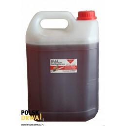 Olej do mieszanki 5L czerwony