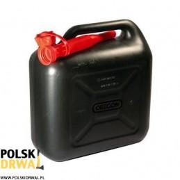 Kanister OREGON 10l - czarny